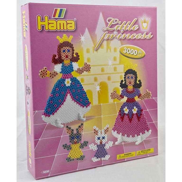 Hama Products Hama Kits Hama Medium Gift Boxes Hama Box Set Little Princess